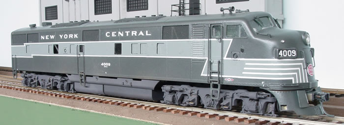 New York Central Modeling in S Scale - S Scale SIG
