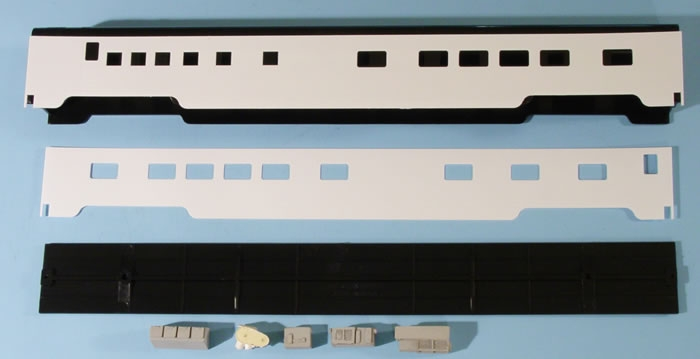 Passenger Car Kit