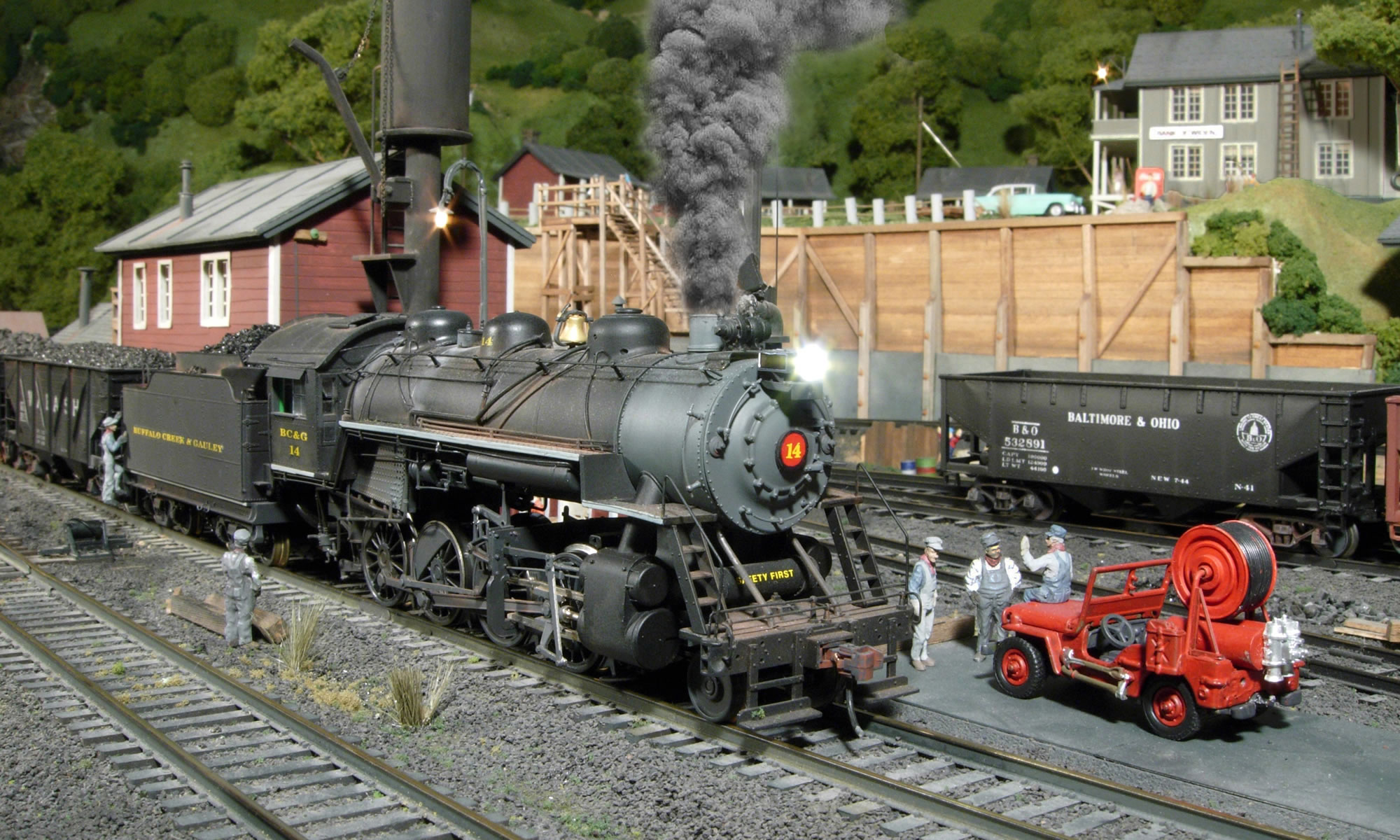 S Scale SIG